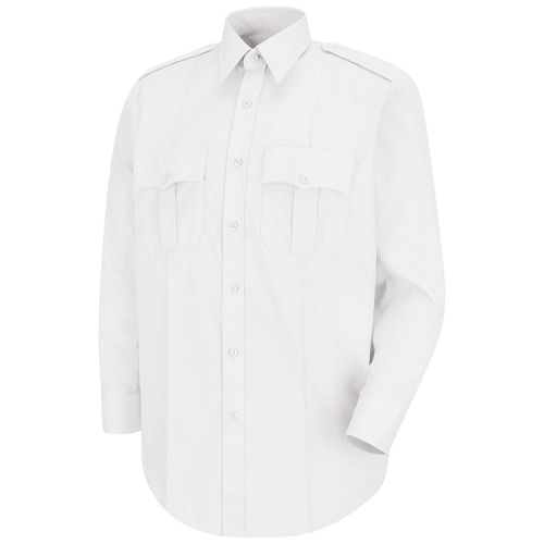EMBROIDERED | Class B L/S Poly/Rayon Shirt - DC