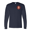 ORDER 2 - Hanes - Tagless Long Sleeve T-Shirt