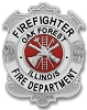 ORDER 1 - Firefighter Badge